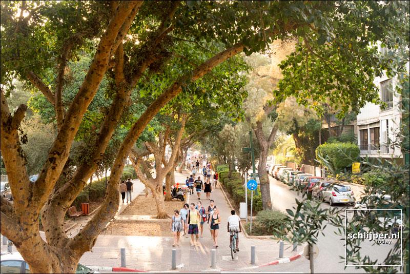 Israel, Tel Aviv, 10 augustus 2013