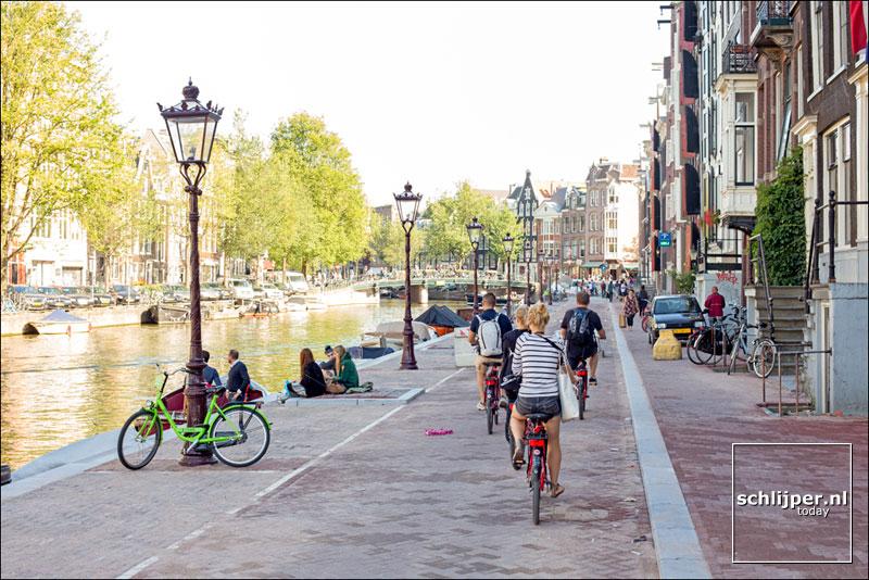 Nederland, Amsterdam, 14 augustus 2013