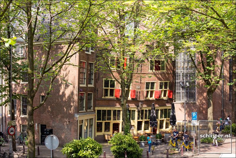 Nederland, Amsterdam, 17 augustus 2013