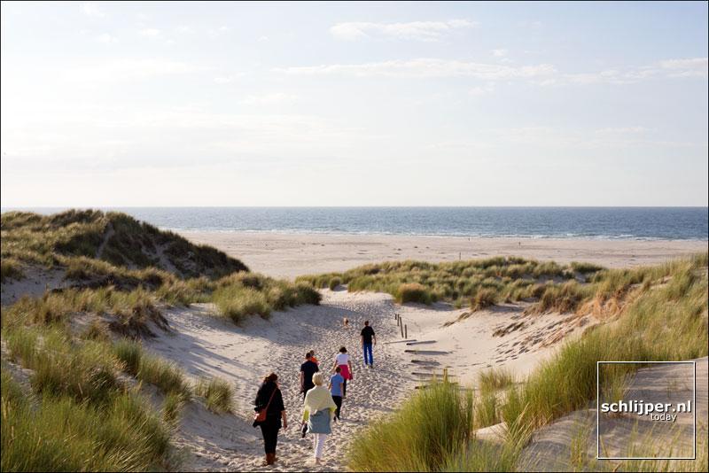 Nederland, Midsland aan Zee, 18 augustus 2013