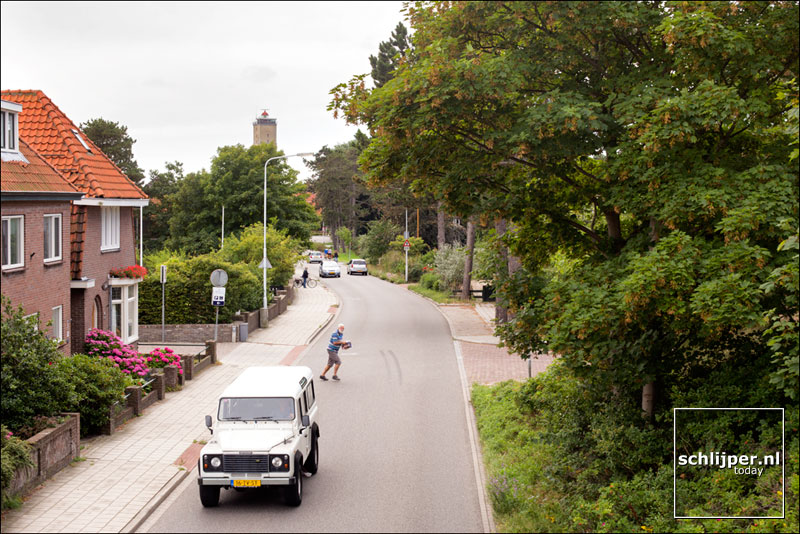 Nederland, West-Terschelling, 19 augustus 2013