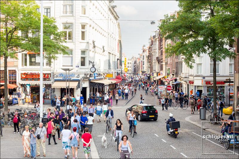 Nederland, Amsterdam, 21 augustus 2013
