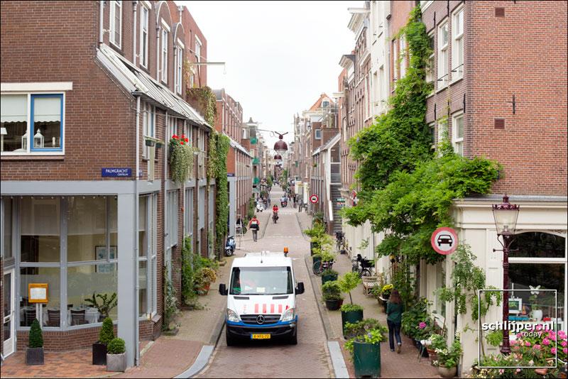 Nederland, Amsterdam, 22 augustus 2013