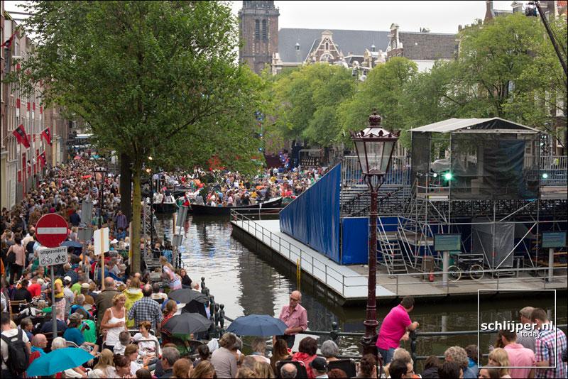 Nederland, Amsterdam, 24 augustus 2013