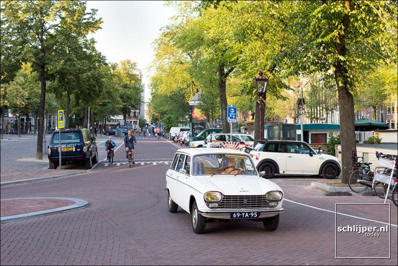 Nederland, Amsterdam, 26 augustus 2013