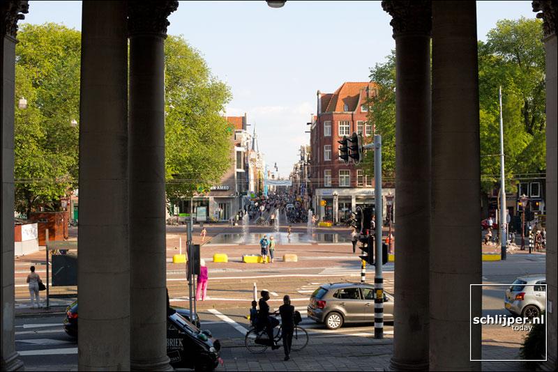 Nederland, Amsterdam, 27 augustus 2013