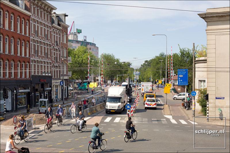 Nederland, Amsterdam, 29 augustus 2013