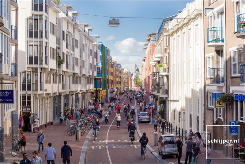 Nederland, Amsterdam, 31 augustus 2013