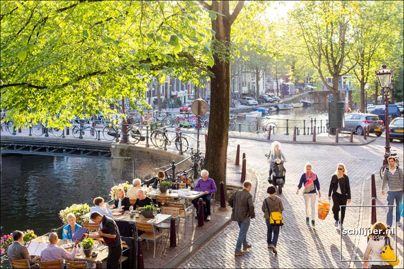 Nederland, Amsterdam, 2 september 2013