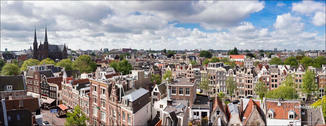 Nederland, Amsterdam, 3 september 2013