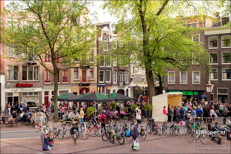 Nederland, Amsterdam, 7 september 2013