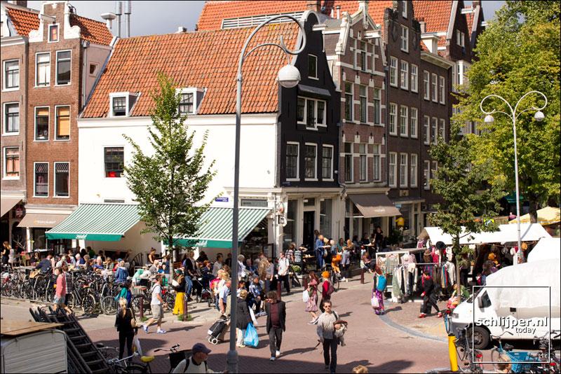 Nederland, Amsterdam, 9 september 2013