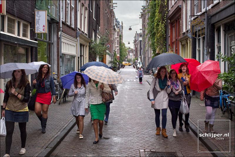 Nederland, Amsterdam, 10 september 2013