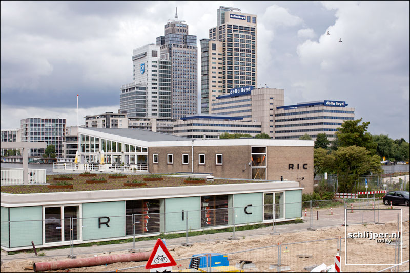 Nederland, Amsterdam, 12 september 2013