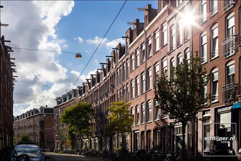 Nederland, Amsterdam, 18 september 2013