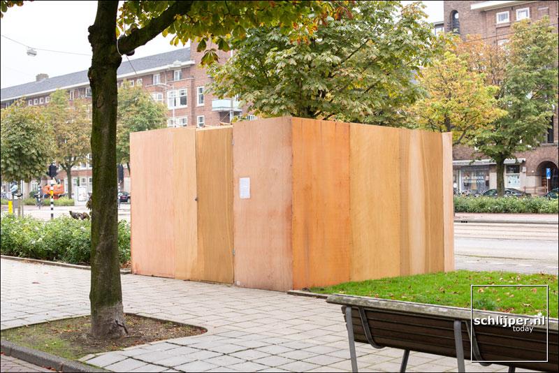 Nederland, Amsterdam, 22 september 2013