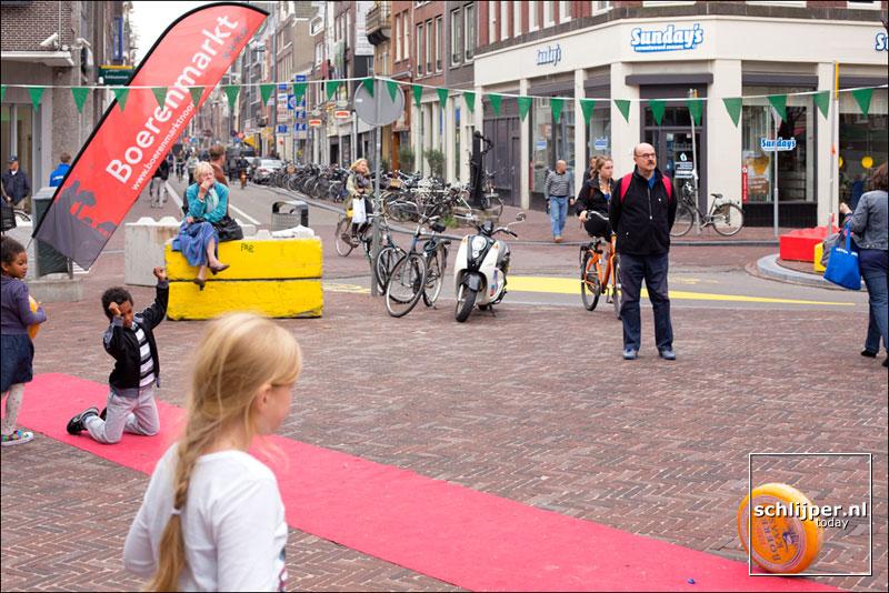 Nederland, Amsterdam, 25 september 2013