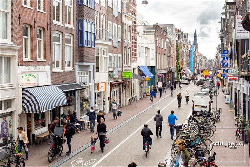 Nederland, Amsterdam, 26 september 2013