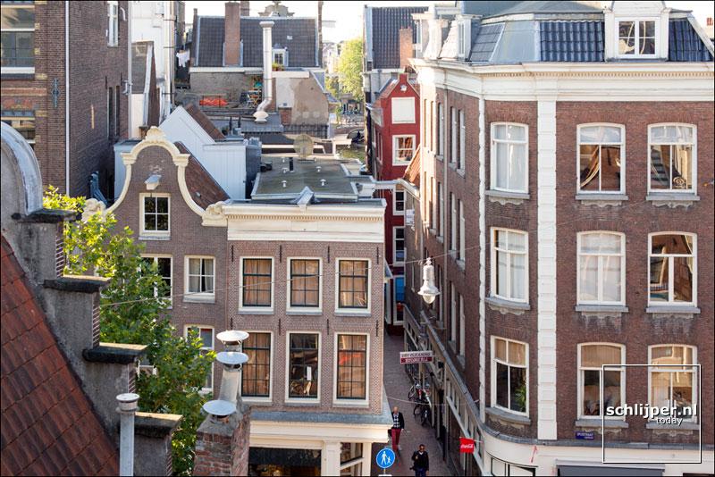 Nederland, Amsterdam, 27 september 2013