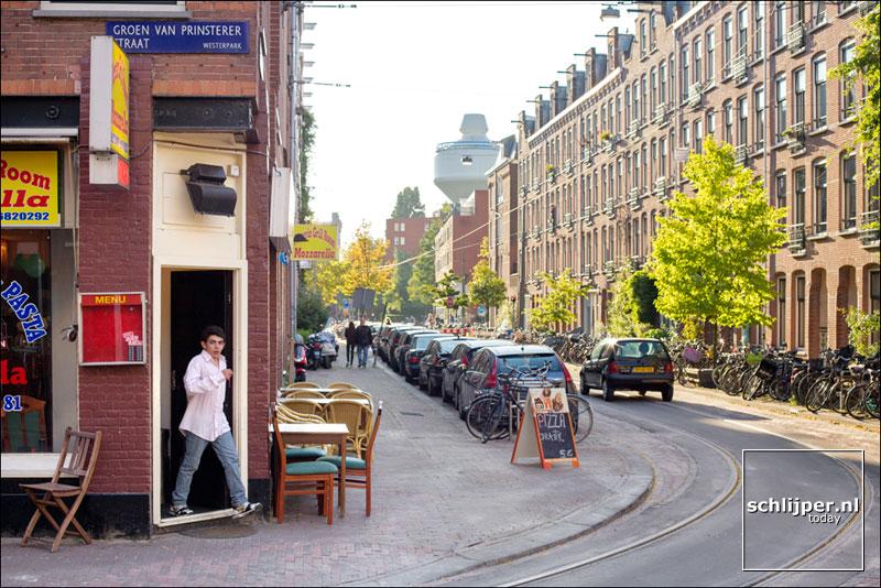 Nederland, Amsterdam, 29 september 2013
