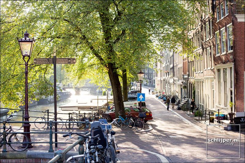 Nederland, Amsterdam, 30 september 2013