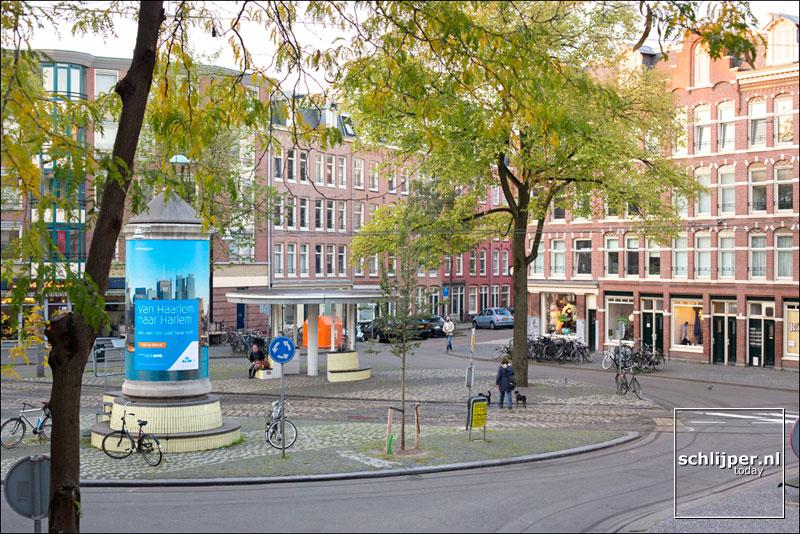 Nederland, Amsterdam, 1 oktober 2013