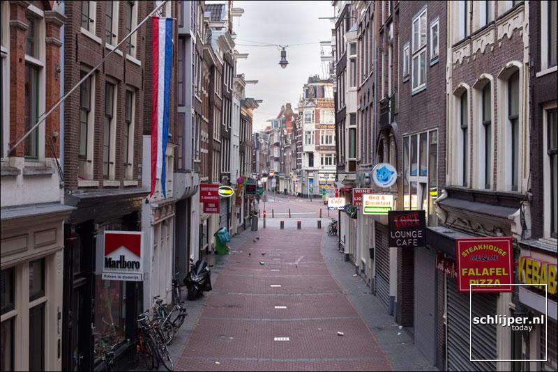 Nederland, Amsterdam, 6 oktober 2013