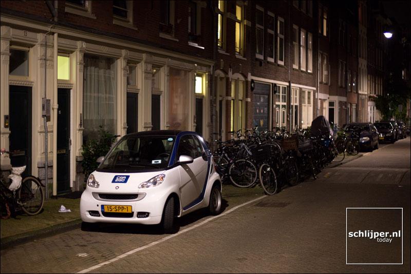Nederland, Amsterdam, 8 oktober 2013
