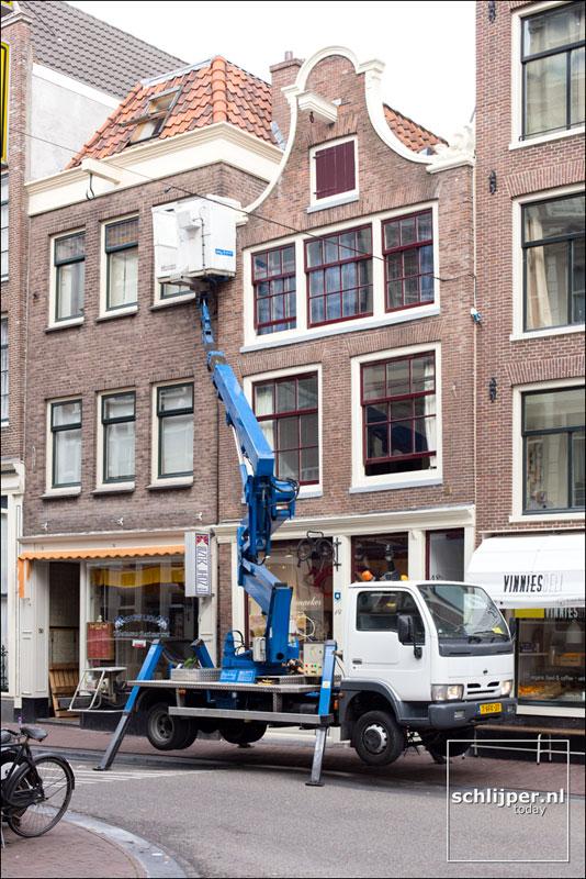 Nederland, Amsterdam, 9 oktober 2013