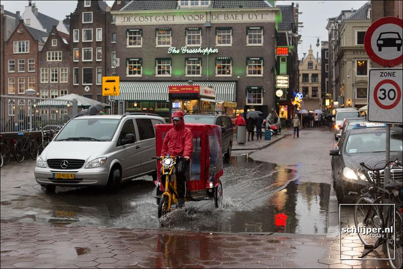 Nederland, Amsterdam, 11 oktober 2013