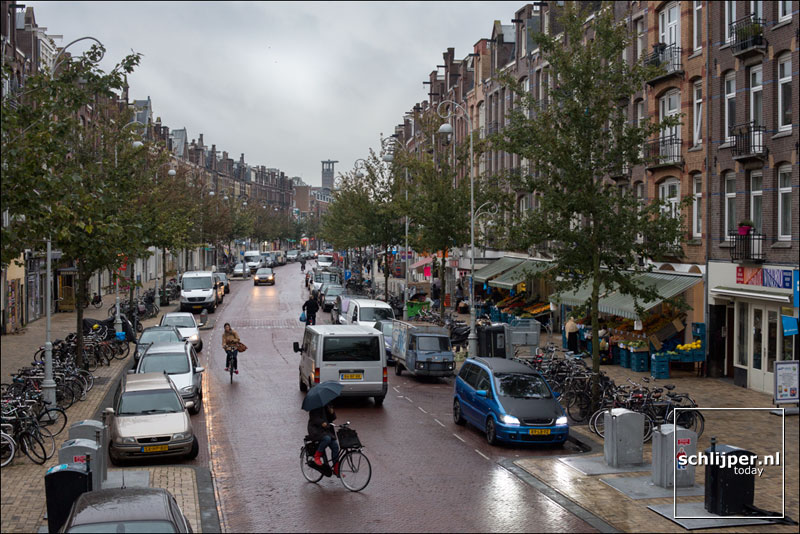 Nederland, Amsterdam, 14 oktober 2013