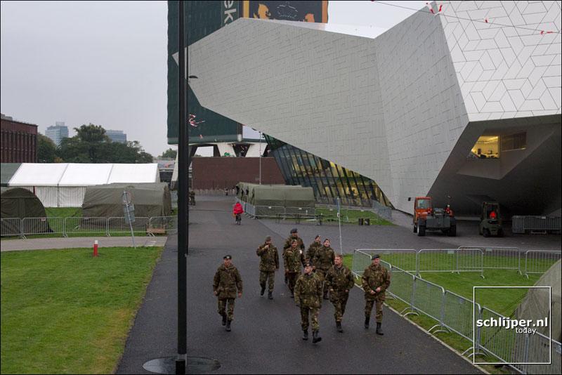Nederland, Amsterdam, 16 oktober 2013