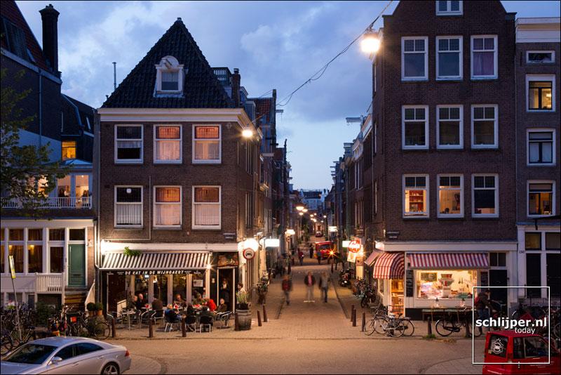 Nederland, Amsterdam, 17 oktober 2013