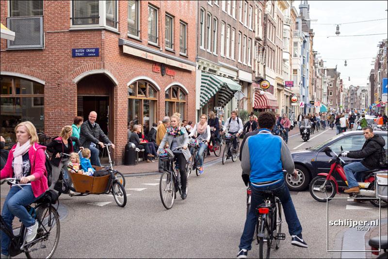 Nederland, Amsterdam, 22 oktober 2013