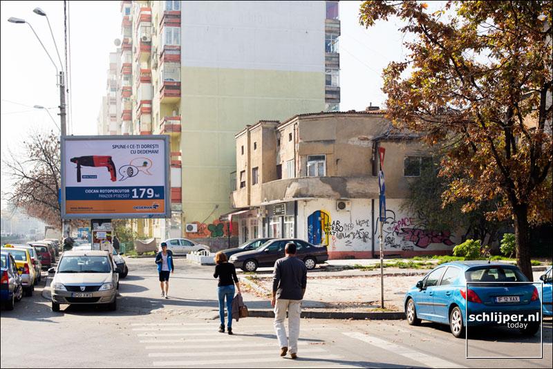 Roemenie, Boekarest, 25 oktober 2013