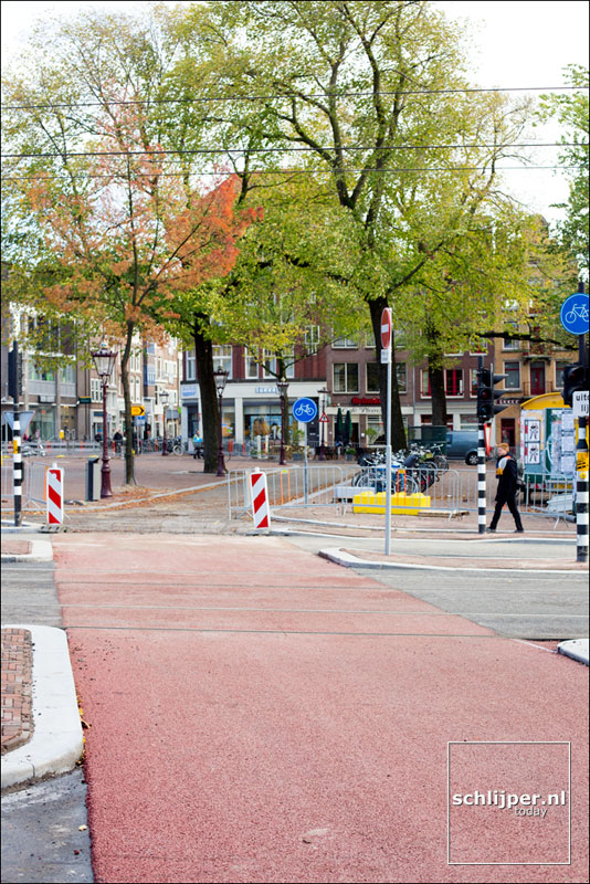 Nederland, Amsterdam, 27 oktober 2013