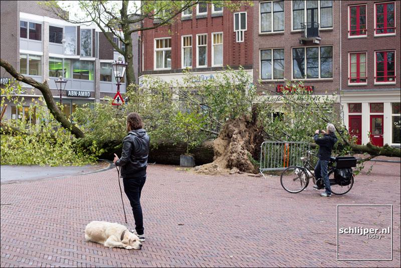 Nederland, Amsterdam, 28 oktober 2013