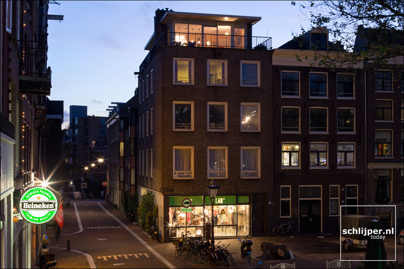 Nederland, Amsterdam, 30 oktober 2013