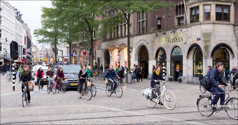 Nederland, Amsterdam, 31 oktober 2013