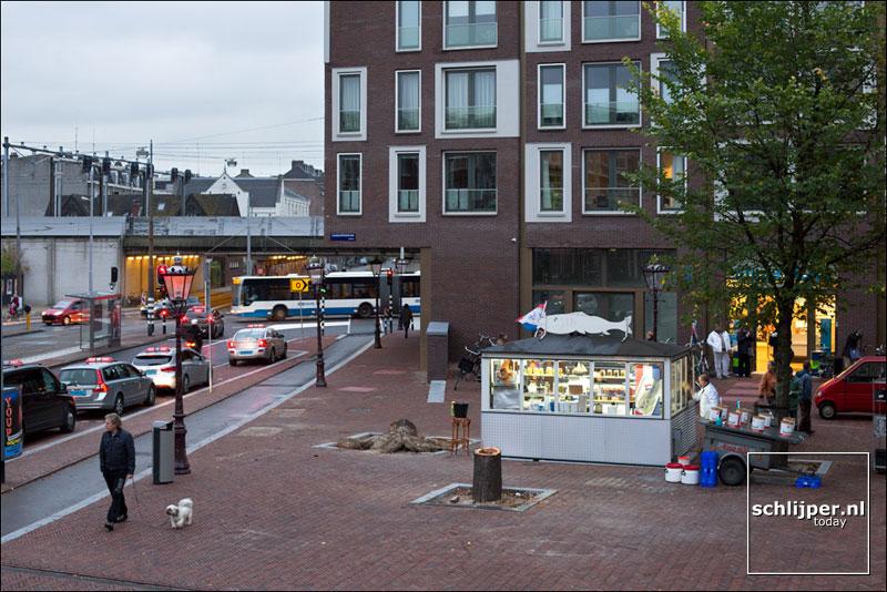 Nederland, Amsterdam, 1 november 2013