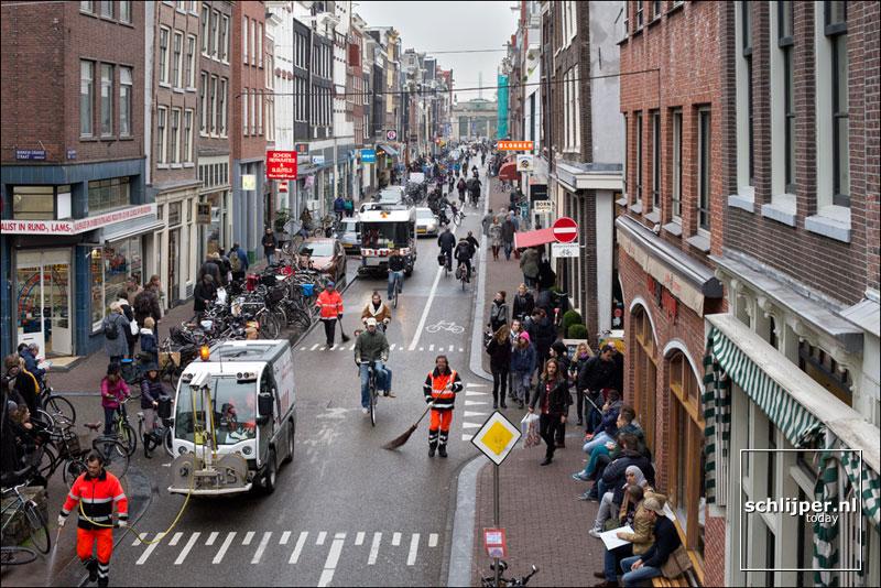 Nederland, Amsterdam, 2 november 2013