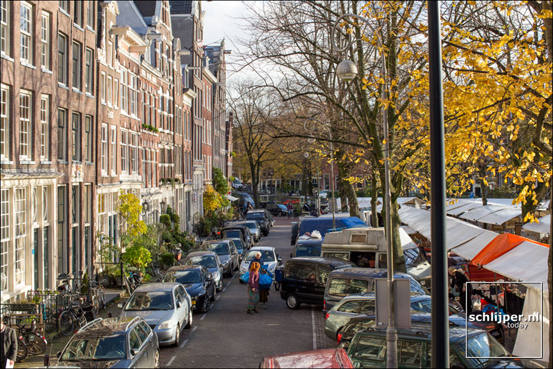 Nederland, Amsterdam, 9 november 2013