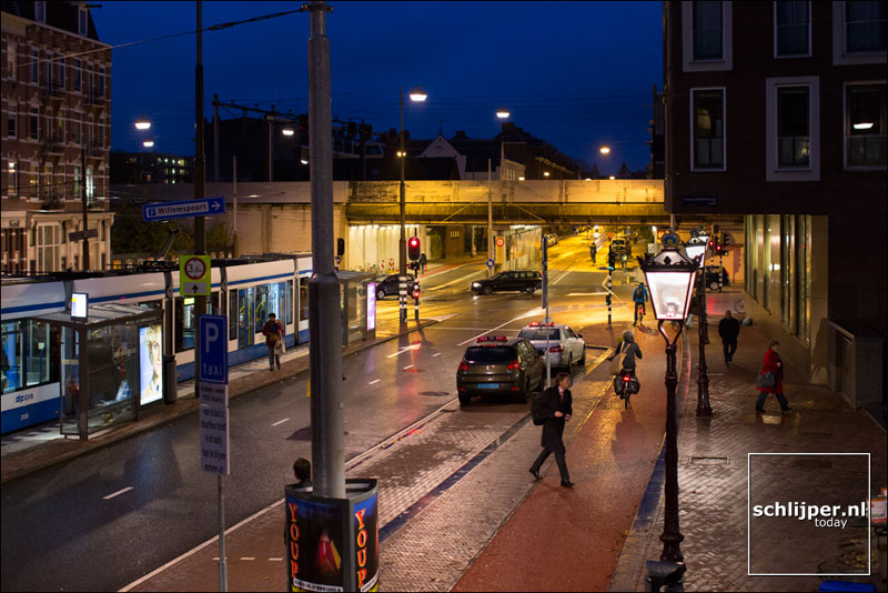 Nederland, Amsterdam, 14 november 2013