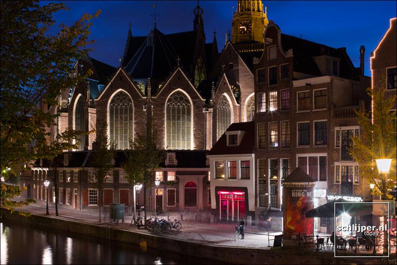 Nederland, Amsterdam, 15 november 2013