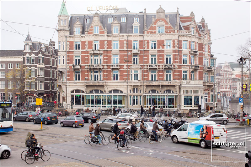 Nederland, Amsterdam, 16 november 2013