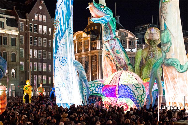 Nederland, Amsterdam, 21 november 2013