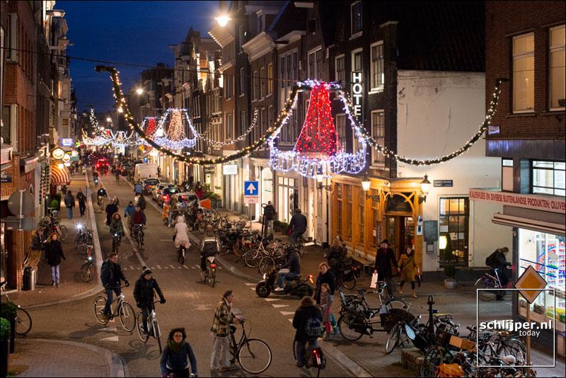Nederland, Amsterdam, 26 november 2013