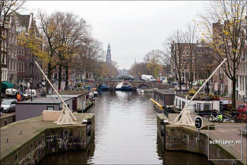 Nederland, Amsterdam, 27 november 2013
