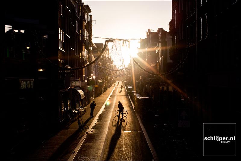 Nederland, Amsterdam, 1 december 2013
