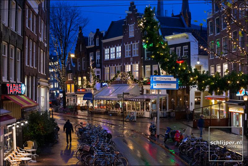Nederland, Amsterdam, 5 december 2013